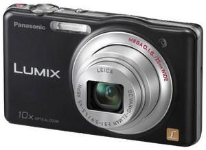 фото Цифровой фотоаппарат Panasonic Lumix DMC-SZ1