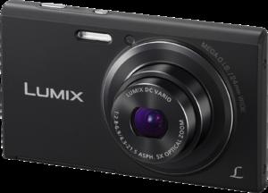 фото Цифровой фотоаппарат Panasonic Lumix DMC-FS50