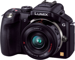 фото Цифровой фотоаппарат Panasonic Lumix DMC-G5X Kit 14-42