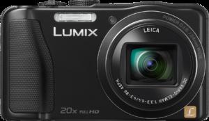 фото Цифровой фотоаппарат Panasonic Lumix DMC-TZ35