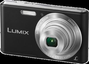 фото Цифровой фотоаппарат Panasonic Lumix DMC-F5