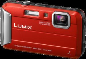 фото Цифровой фотоаппарат Panasonic Lumix DMC-FT25