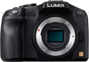 фото Цифровой фотоаппарат Panasonic Lumix DMC-G6 Body