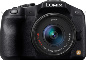 фото Цифровой фотоаппарат Panasonic Lumix DMC-G6 Kit 14-42