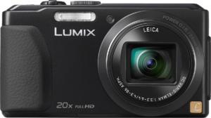 фото Цифровой фотоаппарат Panasonic Lumix DMC-TZ40