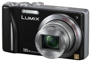 фото Цифровой фотоаппарат Panasonic Lumix DMC-TZ18