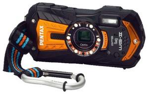 фото Цифровой фотоаппарат Pentax Optio WG-2 GPS