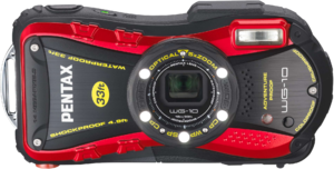 фото Цифровой фотоаппарат Pentax WG-10