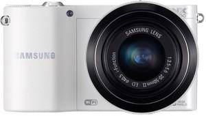 фото Цифровой фотоаппарат Samsung NX1000 Kit 20-50