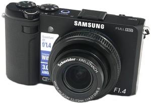Фото Samsung EX2F