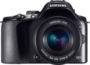 фото Цифровой фотоаппарат Samsung NX20 Kit 18-55