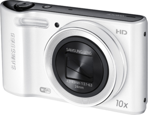 фото Цифровой фотоаппарат Samsung WB30F