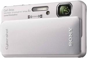 фото Цифровой фотоаппарат Sony Cyber-shot DSC-TX10