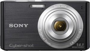 фото Цифровой фотоаппарат Sony Cyber-shot DSC-W610