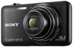 фото Цифровой фотоаппарат Sony Cyber-shot DSC-WX7