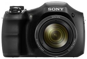 фото Цифровой фотоаппарат Sony Cyber-shot DSC-H100