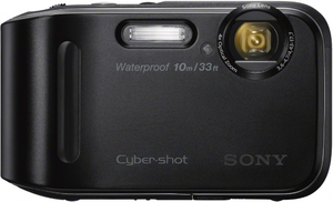 фото Цифровой фотоаппарат Sony Cyber-shot DSC-TF1