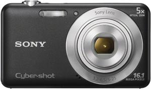 фото Цифровой фотоаппарат Sony Cyber-shot DSC-W710