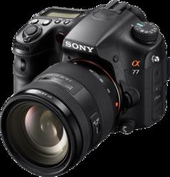 Фото Sony Alpha SLT-A77 Kit 17-70mm