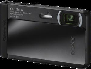 фото Цифровой фотоаппарат Sony Cyber-shot DSC-TX30