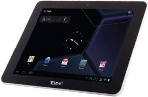 Фото планшета 3Q Qoo! Q-Pad Tablet PC QS9718C 4GB 3G