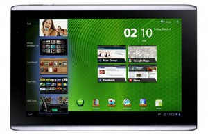 Фото планшета Acer Iconia Tab A501 64GB