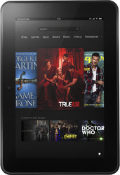 Фото планшета Amazon Kindle Fire HD 16GB