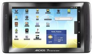 фото Планшетный компьютер Archos 70 Internet Tablet 8GB