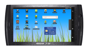 фото Планшетный компьютер Archos Arnova 7 G2 8GB