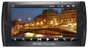 Фото планшета Archos Arnova 7C Home Tablet 8GB