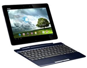 Фото планшета Asus Eee Pad Transformer TF300T 32GB 90OK0GB1103070W Dock