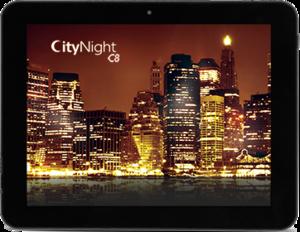 Фото планшета Effire CityNight C8