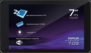 фото Планшетный компьютер Explay Surfer 7.03