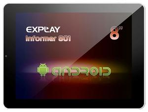 фото Планшетный компьютер Explay Informer 801 4GB