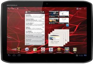 фото Планшетный компьютер Motorola XOOM 2 3G MZ616 32GB