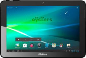 фото Планшетный компьютер Oysters T10 3G