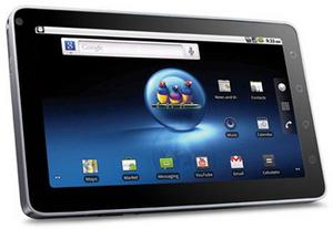 Фото планшета ViewSonic ViewPad 7