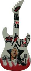 фото Фоторамка Русские подарки Рок-гитара 38705