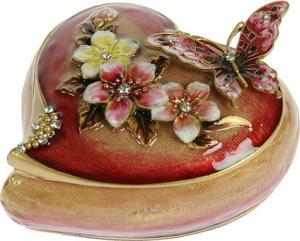 Фото шкатулка Русские подарки Бабочка 224857