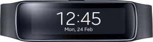 Фото LED-часов Samsung Gear Fit SM-R350