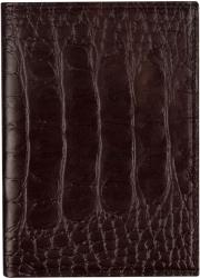 Фото чехла для паспорта Alliance 0-249 ан кайман слива