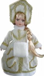 Фото куклы Феникс Снегурочка 17204