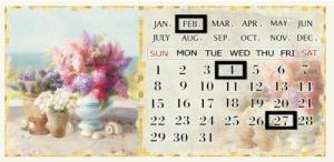 Фото календарь Феникс 32160