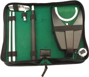 Фото набор для гольфа Эврика в сумке автомат 95163
