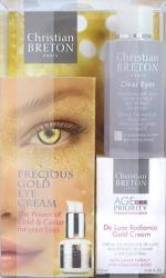 Подарочный набор Christian Breton «Precious Gold Eye Cream» SotMarket.ru 2550.000