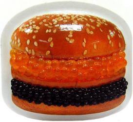 Магнит Эврика Гамбургер с икрой 91513 SotMarket.ru 160.000