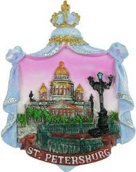 Фото магнитика Русские подарки Санкт-Петербург 222829