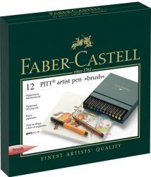 Набор ручек Faber Castell PITT ARTIST PEN 167146 SotMarket.ru