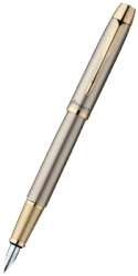 Фото ручка Parker Im Brushed Metal GT S0856230