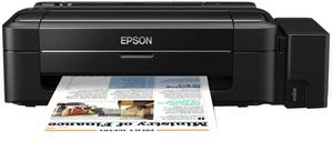 Фото принтера Epson L300 с СНПЧ